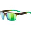 UVEX LGL 36 Cykelbriller grøn/sort